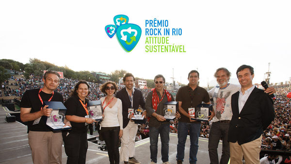 Rock in Rio Atitude sustentável